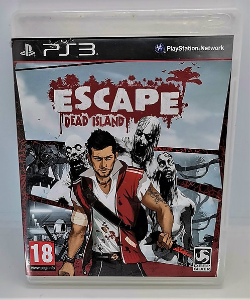 Escape Dead Island for Sony PlayStation 3 PS3