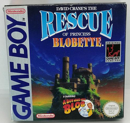 The Rescue of Princess Blobette for Nintendo Game Boy