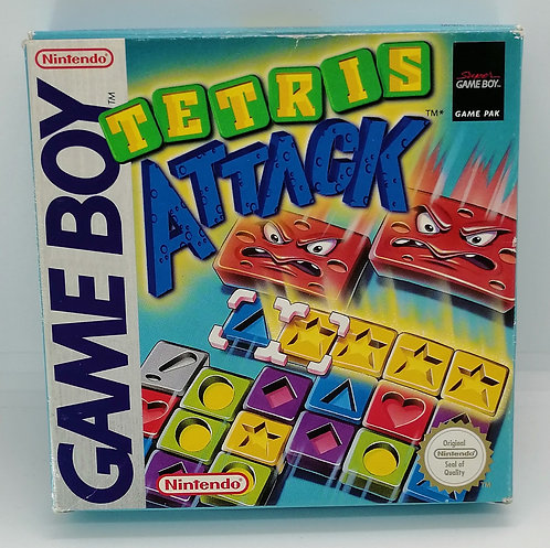 Tetris Attack for Nintendo Game Boy