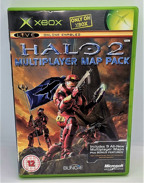 Halo 2: Multiplayer Map Pack for Microsoft Xbox