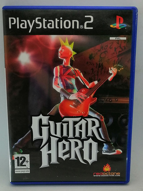 Guitar Hero for Sony PlayStation 2 PS2