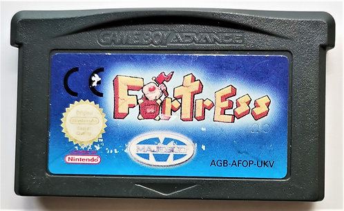 Fortress for Nintendo Game Boy Advance GBA