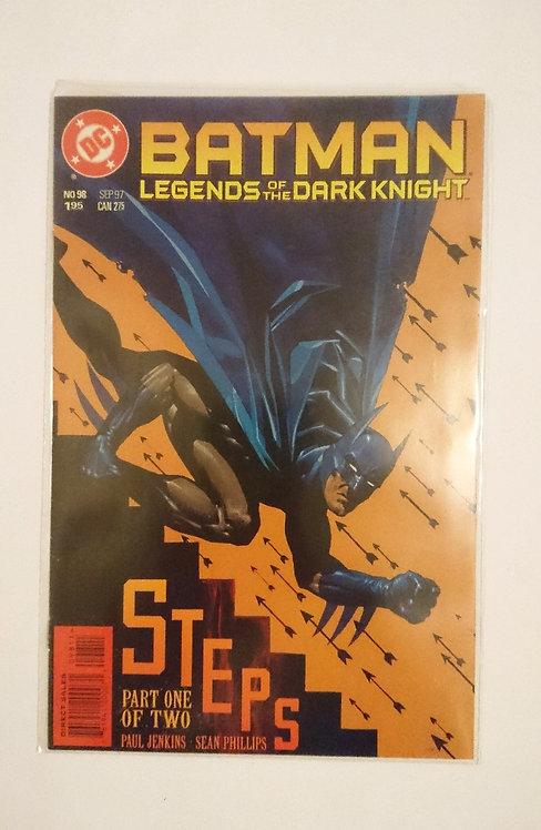 Batman Legends of the Dark Knight Vol 1 #98