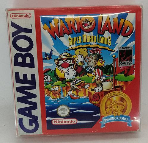 Wario Land: Super Mario Land 3 for Nintendo Game Boy