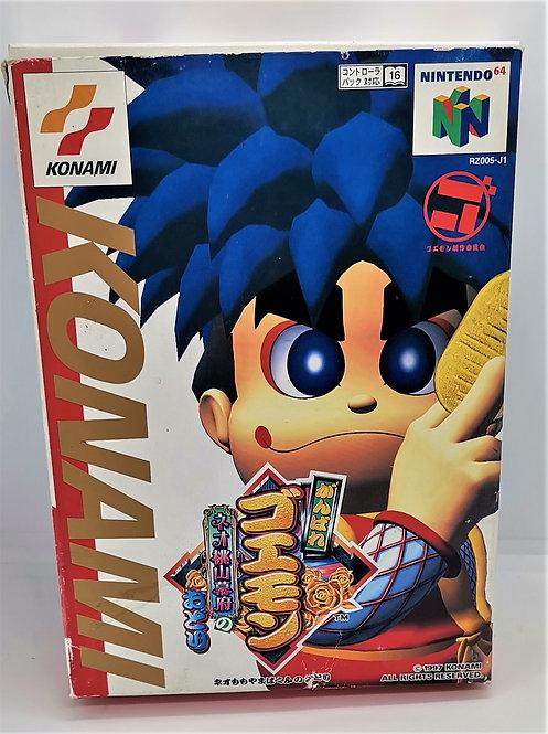 Mystical Ninja Starring Goemon for Nintendo N64