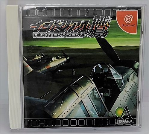 Imperial no Taka: Fighter of Zero for Sega Dreamcast