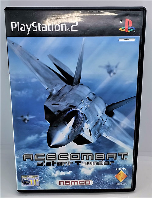 Ace Combat: Distant Thunder for Sony PlayStation 2 PS2