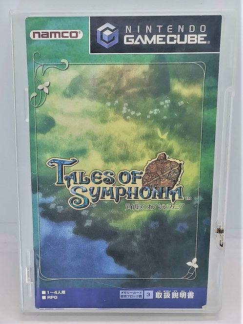 Tales of Symphonia for Nintendo GameCube