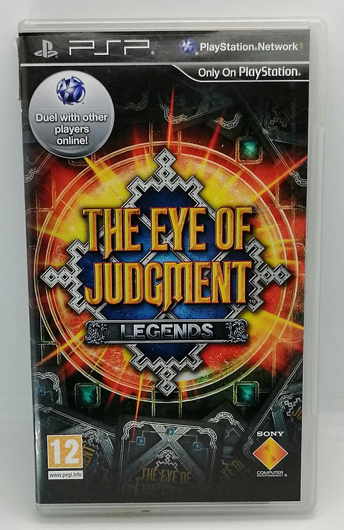 The Eye of Judgment: Legends for Sony PlayStation Portable PSP