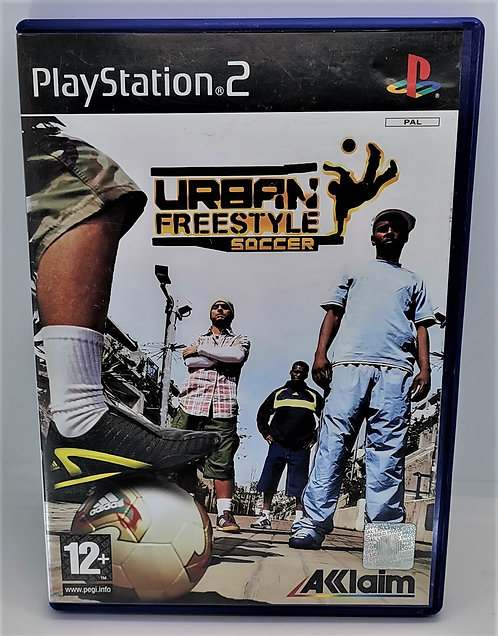 Urban Freestyle Soccer for Sony PlayStation 2 PS2