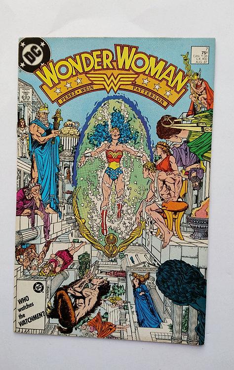 Wonder Woman Vol 2 #7