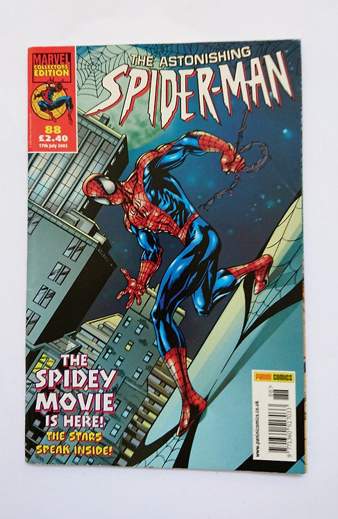 The Astonishing Spider-Man Vol 1 #88