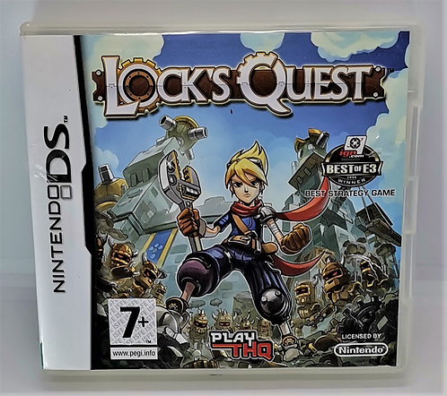 Lock's Quest for Nintendo DS