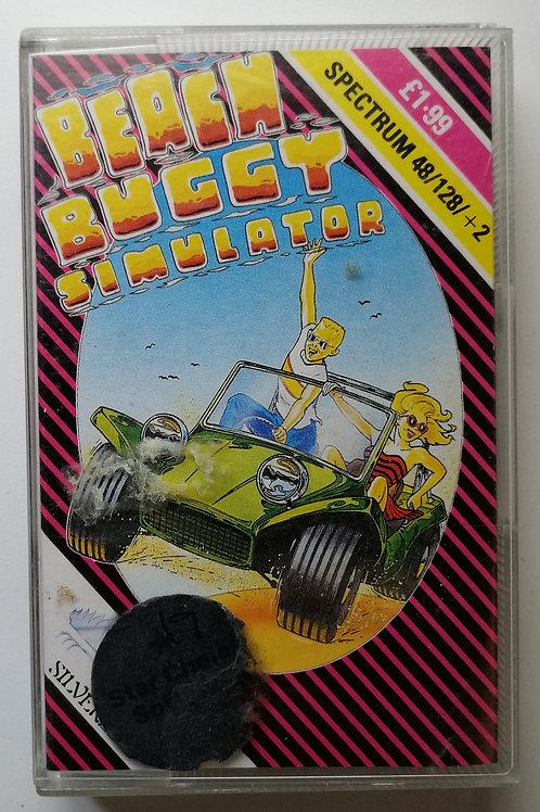 Beach Buggy Simulator for Sinclair Spectrum 48K
