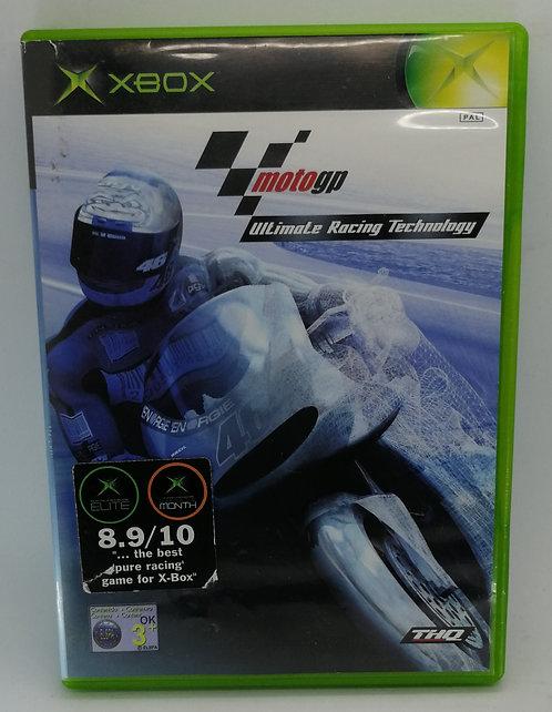MotoGP for Microsoft Xbox