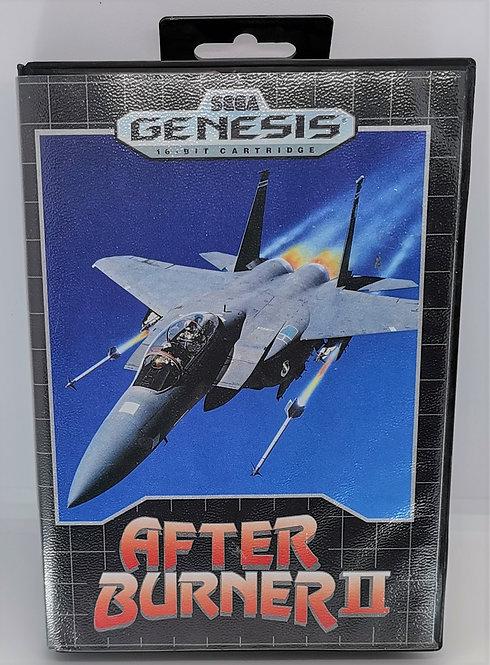 After Burner II (2) for Sega Genesis