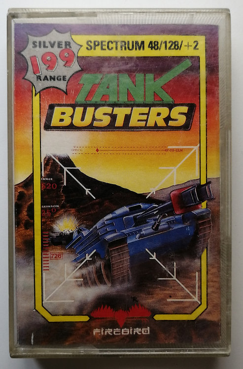 Tank Busters for Sinclair Spectrum 48K