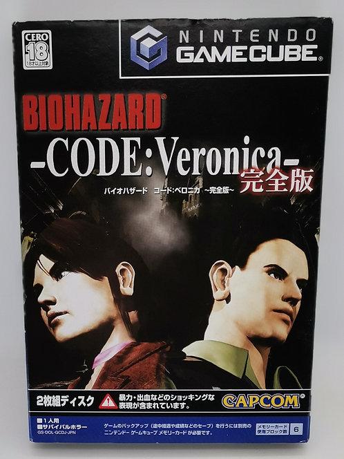 Biohazard (Resident Evil) Code: Veronica for Nintendo GameCube