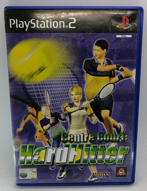 Centre Court Hard Hitter for Sony PlayStation 2 PS2