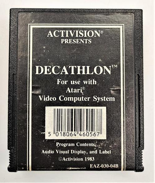 Decathlon for Atari 2600