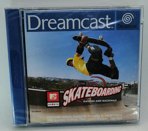 MTV Sports: Skateboarding for Sega Dreamcast