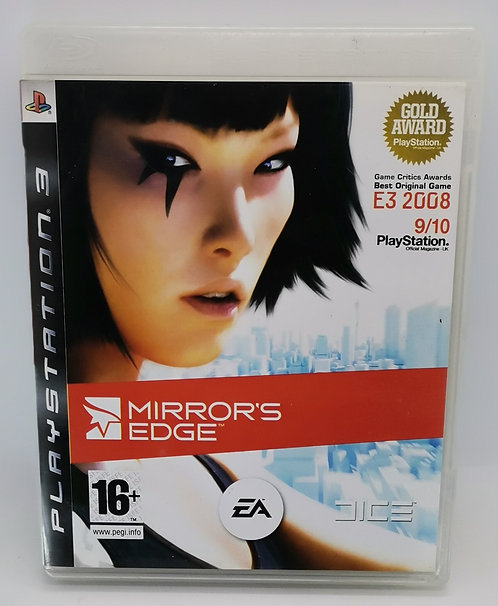 Mirror's Edge for Sony PlayStation 3 PS3