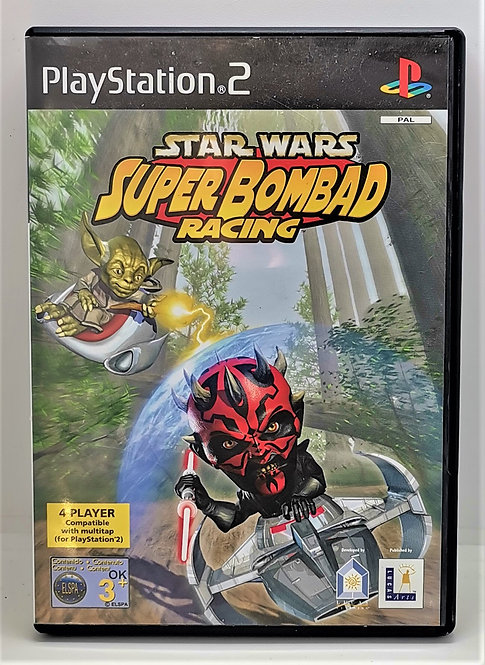 Star Wars: Super Bombad Racing for Sony PlayStation 2 PS2