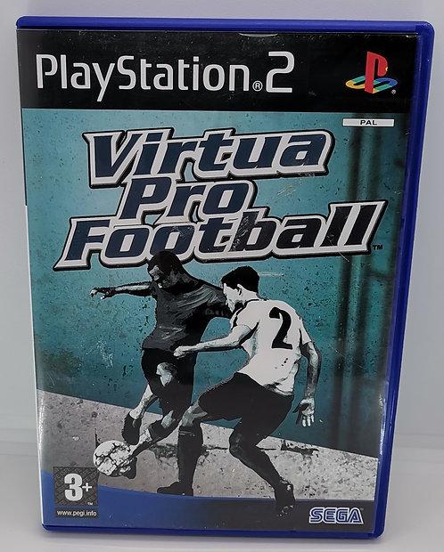 Virtua Pro Football for Sony PlayStation 2 PS2