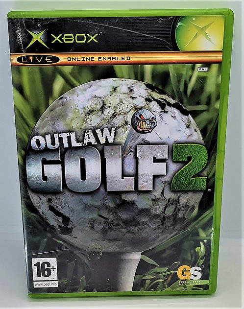 Outlaw Golf 2 for Microsoft Xbox