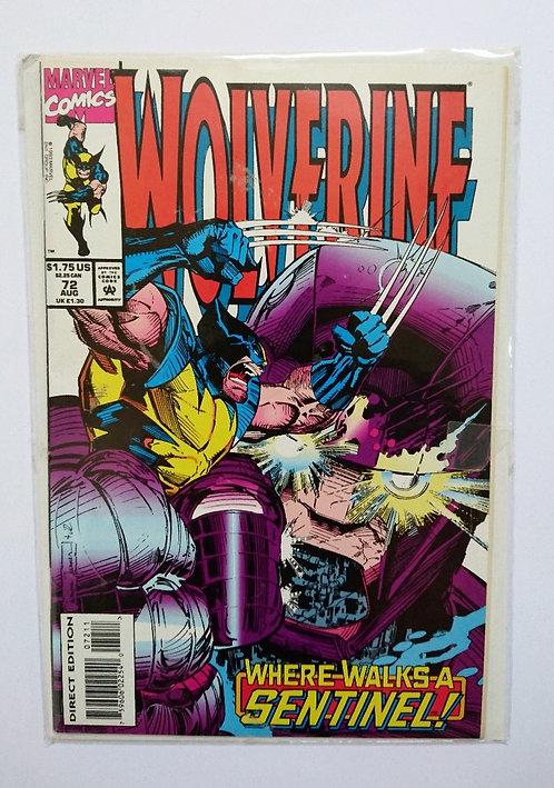 Wolverine Vol 2 #72