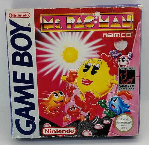 Ms. Pac-Man for Nintendo Game Boy