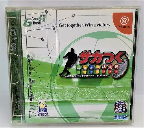 Soccer Tsuku Tokudaigou for Sega Dreamcast