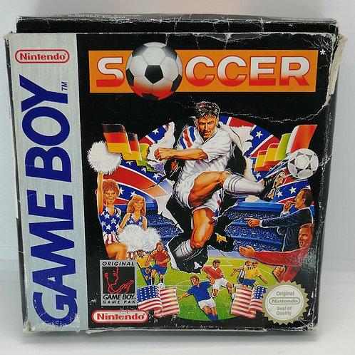 Soccer for Nintendo Game Boy
