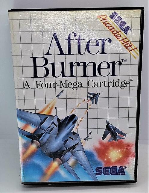 After Burner for Sega Master System