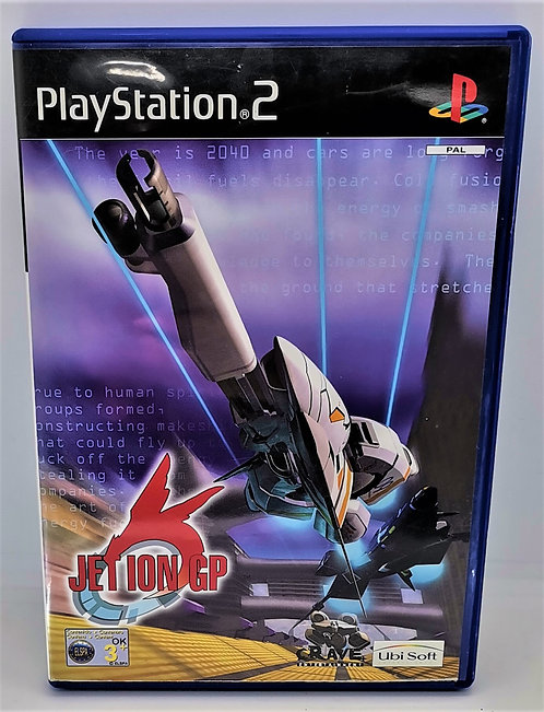 Jet Ion GP for Sony PlayStation 2 PS2