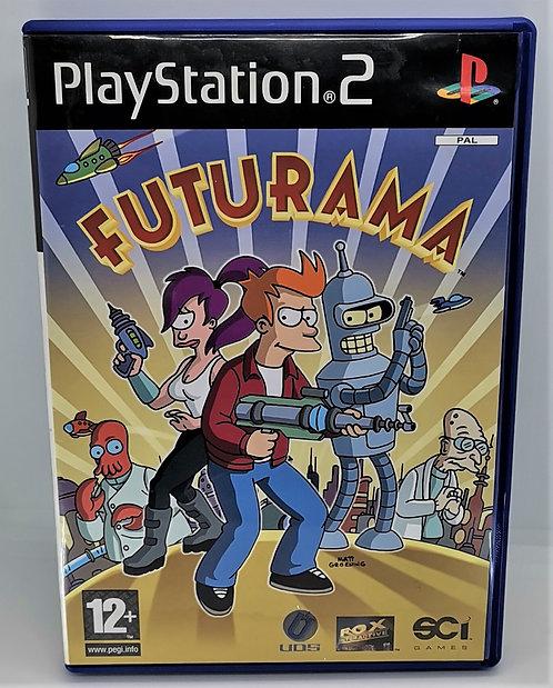 Futurama for Sony PlayStation 2 PS2