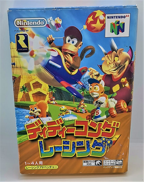Diddy Kong Racing for Nintendo N64