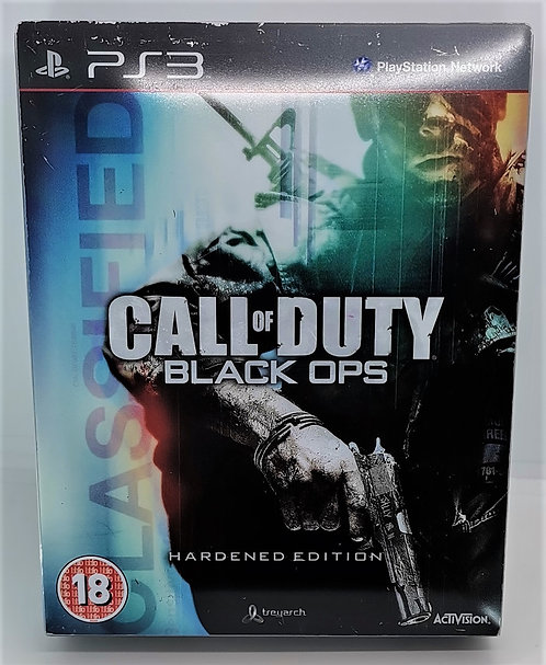 Call of Duty: Black Ops - Hardened Edition for Sony PlayStation 3 PS3