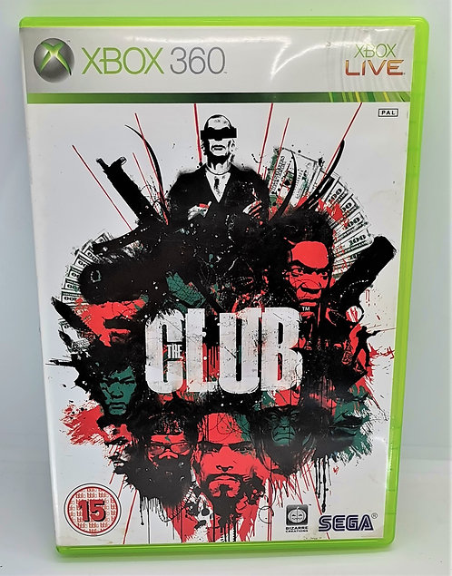 The Club for Microsoft Xbox 360