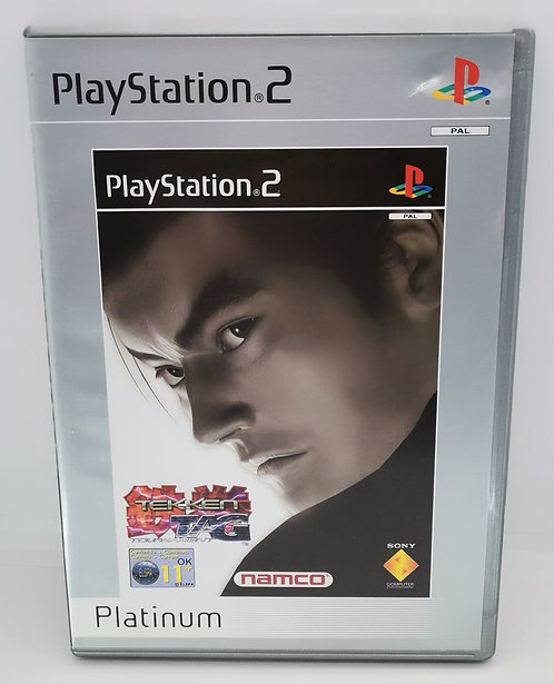 Tekken Tag Tournament for Sony PlayStation 2 PS2