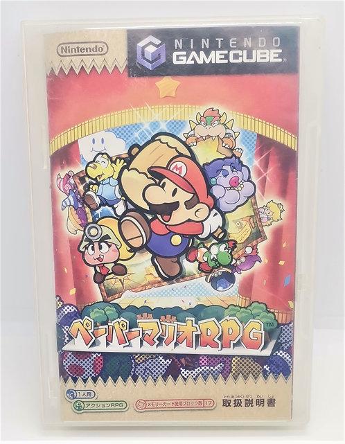 Paper Mario RPG for Nintendo GameCube