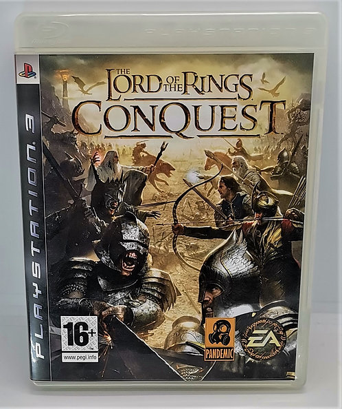 The Lord of the Rings: Conquest for Sony PlayStation 3 PS3