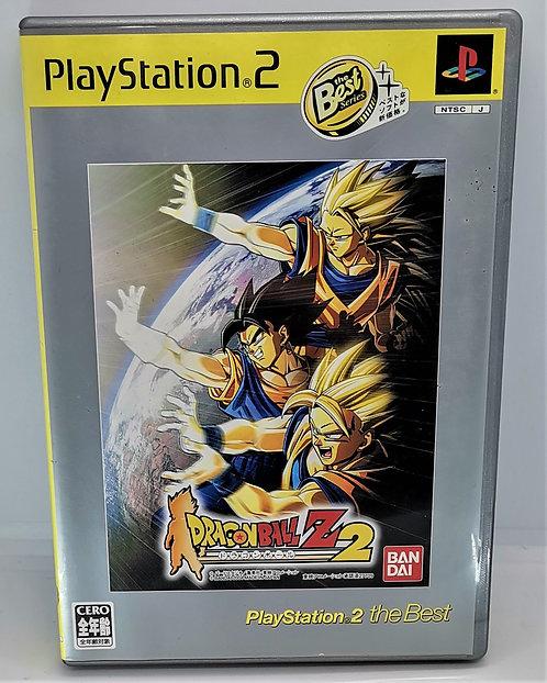 Dragon Ball Z: Budokai 2 for Sony PlayStation 2 PS2