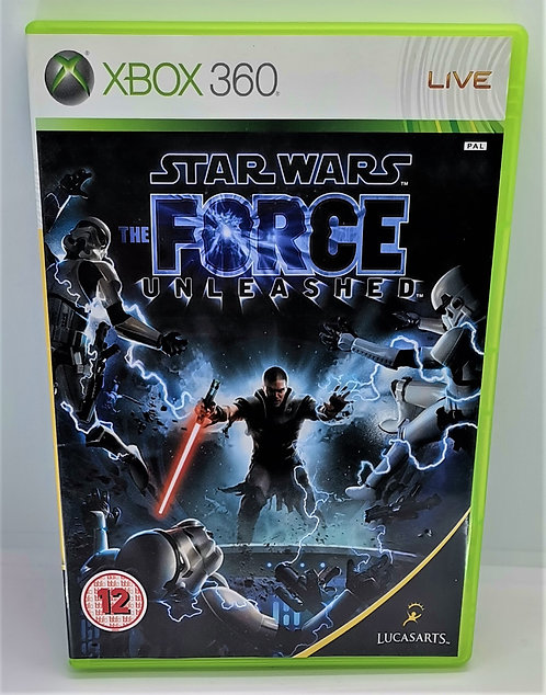 Star Wars: The Force Unleashed for Microsoft Xbox 360