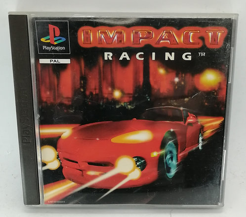 Impact Racing for Sony PlayStation PS1