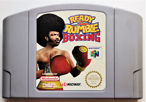 Ready 2 Rumble Boxing for Nintendo N64
