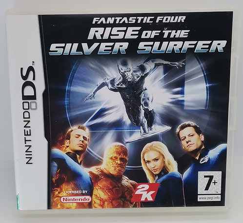 Fantastic Four: Rise of the Silver Surfer for Nintendo DS