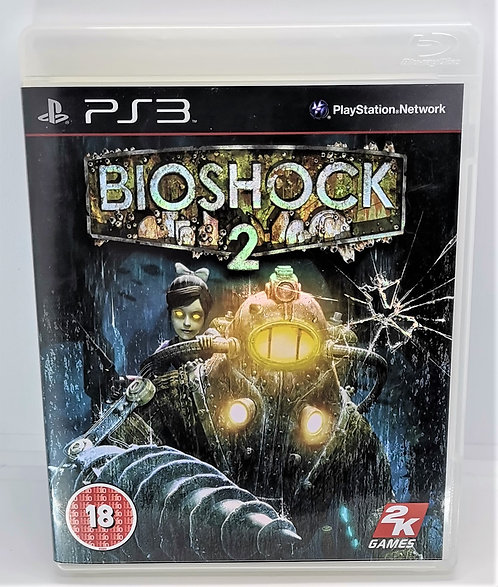 BioShock 2 for Sony PlayStation 3 PS3