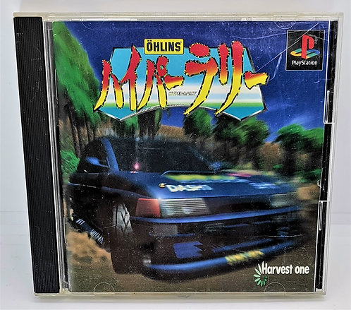 Hyper Rally for Sony PlayStation PS1