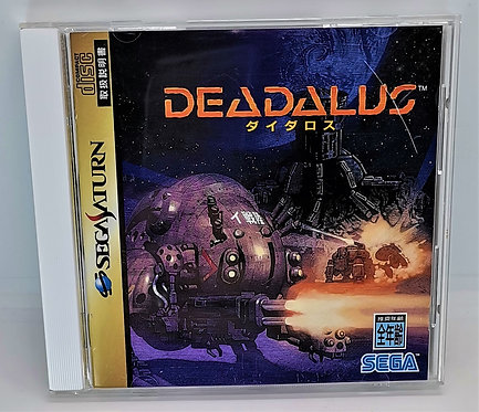 Deadalus for Sega Saturn